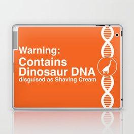 Dinosaur DNA Laptop & iPad Skin