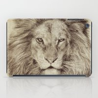 leo iPad Cases featuring Leo by Eric Fan