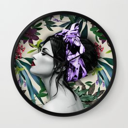 Demi #11 Wall Clock