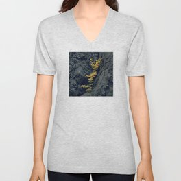 Manifesting HOPE in the Midst of 'Rocky' Places Unisex V-Neck