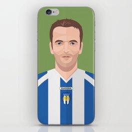 Karl Duguid - Colchester United Legends iPhone Skin