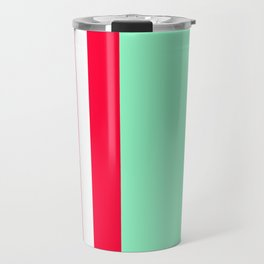 Aquafresh Racing Stripe Travel Mug