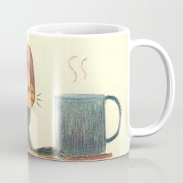 Ginger cat Coffee Mug