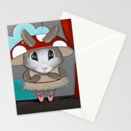School Play / The Ballerina Stationery Cards