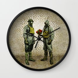 Contagious Love Wall Clock