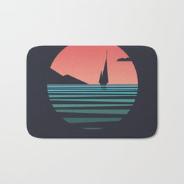 The Ocean /alternate/ Bath Mat