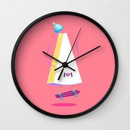Lords of Foodtown III Wall Clock