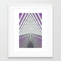 illusion Framed Art Prints featuring ILLUSION by Ylenia Pizzetti