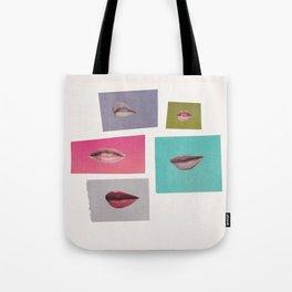 Talk to Me Tote Bag