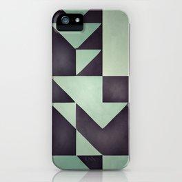 :: geometric maze VIII :: iPhone Case
