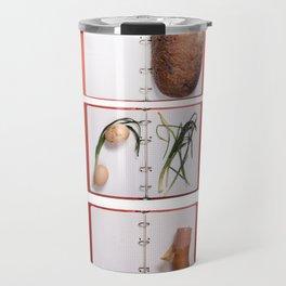Herbarium bachelor Travel Mug