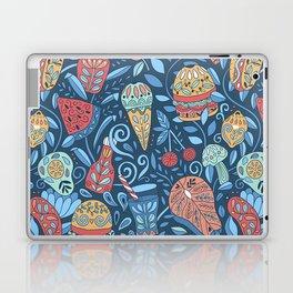 Summer cookout Laptop & iPad Skin