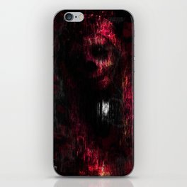 king of death iPhone Skin