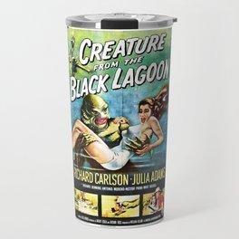 The Creature from the Black Lagoon Travel Mug