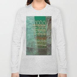 water level Long Sleeve T-shirt