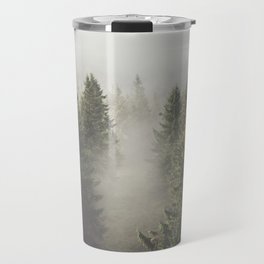 My misty way - Landscape and Nature Photography Travel Mug