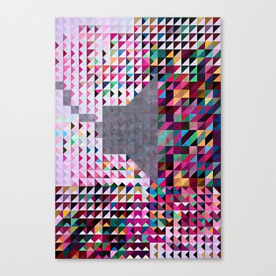 wyll of syynd Canvas Print
