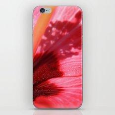 Shadow Bloom fine art photography iPhone & iPod Skin