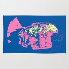 Terminator (neon) Rug