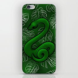 Cunning and Ambition iPhone Skin