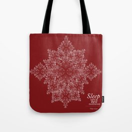 Whisper #2 Tote Bag