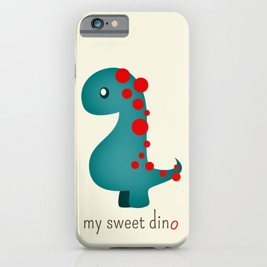 Dino iPhone & iPod Case