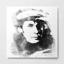 Glenn Gould Metal Print