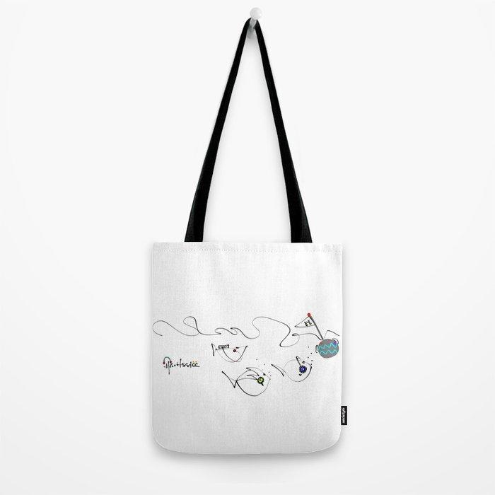 design 13 Tote Bag
