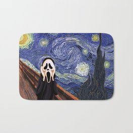 Scream Scary movie Bath Mat