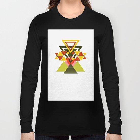 MOUNTAINS THROUGH MOUNTAINS  Long Sleeve T-shirt