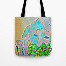 Fingerprince Tote Bag