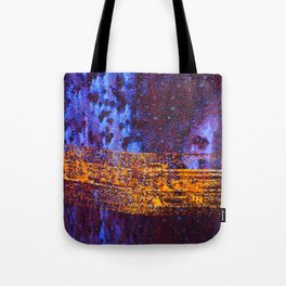 Space-Time Continuum Tote Bag