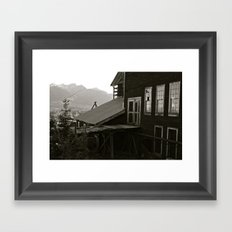 Kennecott Framed Art Print