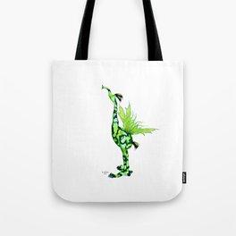 Fantasy Bird Gobi Tote Bag