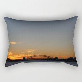 Sydney Sunset Rectangular Pillow