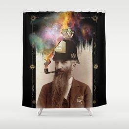 Odd Fellow Shower Curtain