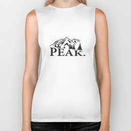 Find Your Peak Biker Tank