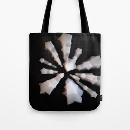 shooting stars Tote Bag