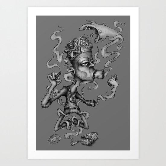 N° 24 Art Print