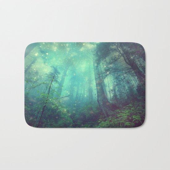 Enchanted Forest II Bath Mat