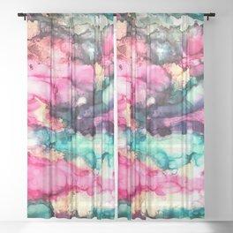vibrancy Sheer Curtain