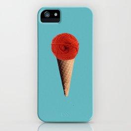 warmicecream2 iPhone Case
