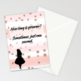 Alice In Wonderland Inspired iPhone Case Stationery Cards