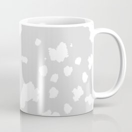 Dalmation in gray and white Coffee Mug