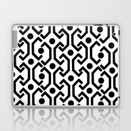 Ethnic Pattern (White) Laptop & iPad Skin