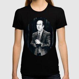 DARK COMEDIANS: Jerry Seinfeld T-shirt