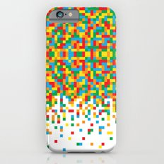 Pixel Chaos Slim Case iPhone 6s