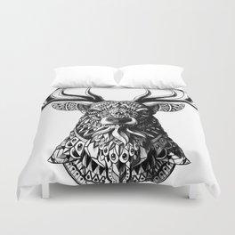 Ornate Buck Duvet Cover