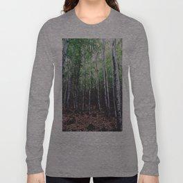 Uncharted Woods  Long Sleeve T-shirt