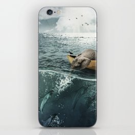 One summer day... iPhone Skin
